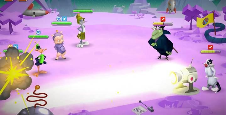 Looney Tunes World of Mayhem Android kayıtları başladı