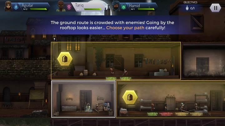 Assassin's Creed Rebellion indirmeye sunuldu