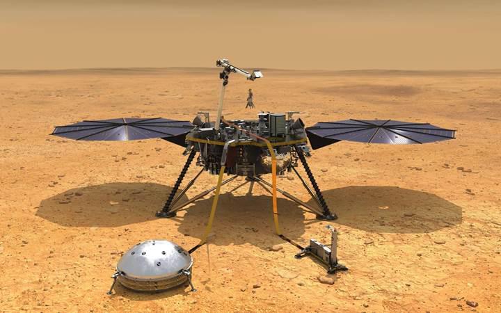 NASA, önümüzdeki günlerde Mars'a iniş yapacak: İşte dev görevin detayları