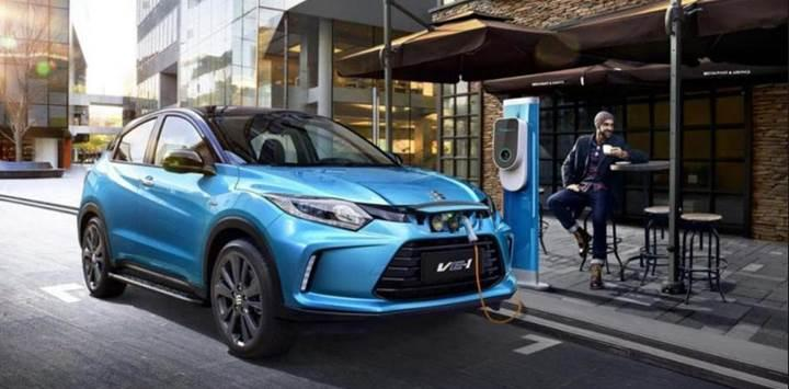 Honda'dan Çin pazarına özel elektrikli crossover: Everus VE-1