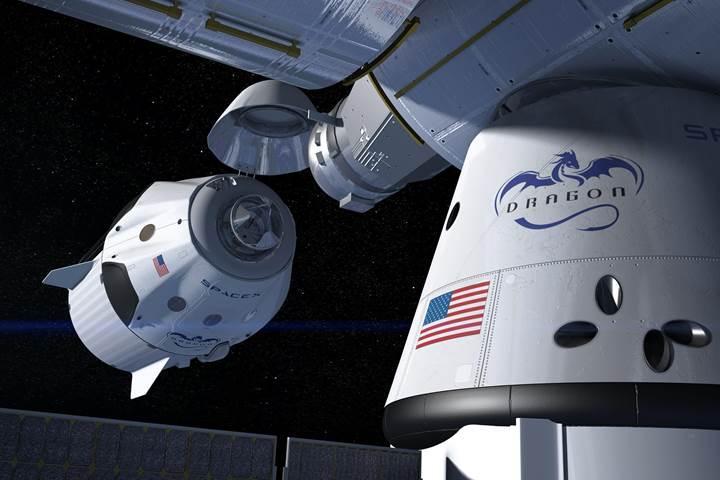 SpaceX'in yeni uzay kapsülü, ilk kez 7 Ocak'ta uçacak