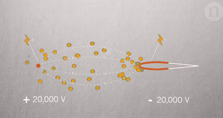 Araştırmacılar iyon gücü ile havalanan uçak geliştirdi