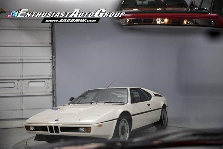 BMW tutkunlarını heyecanlandıracak 2.3 milyon dolarlık koleksiyon