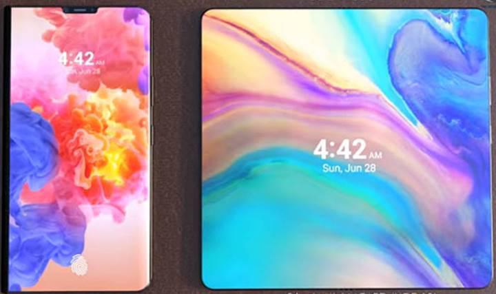 Huawei katlanabilir telefonunu Mate serisi altında piyasaya sürecek