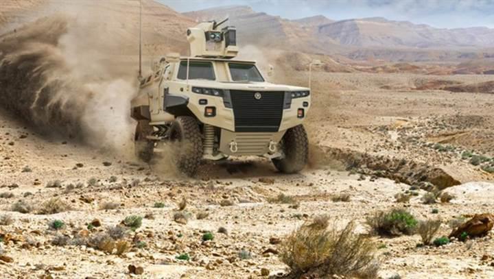 Yerli üretim zırhlı askeri araç Pusat 2019'da TSK envanterine girecek