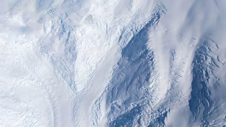 Bilim insanları Antartika'da, atmosferimizi temizleyen
