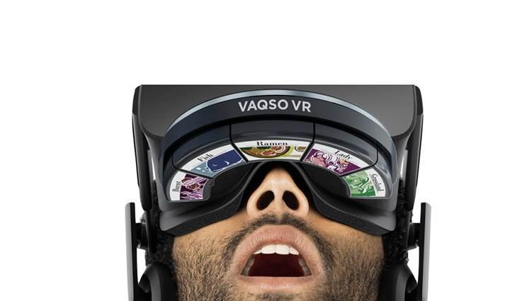 Kokuyu aldığınız sanal gerçeklik kaskları geliyor