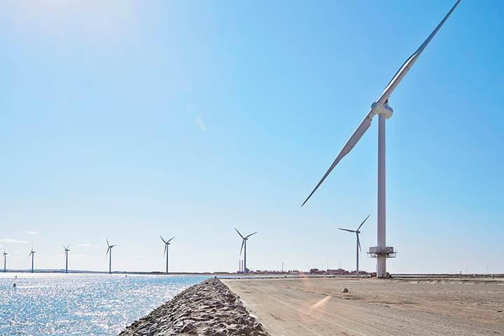 Süperiletken bantlar rüzgar enerjisi maliyetlerini düşürüyor