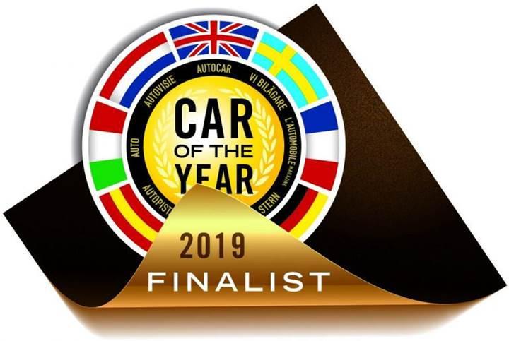2019 Avrupa'da Yılın Otomobili ödülü için yarışacak finalistler belli oldu