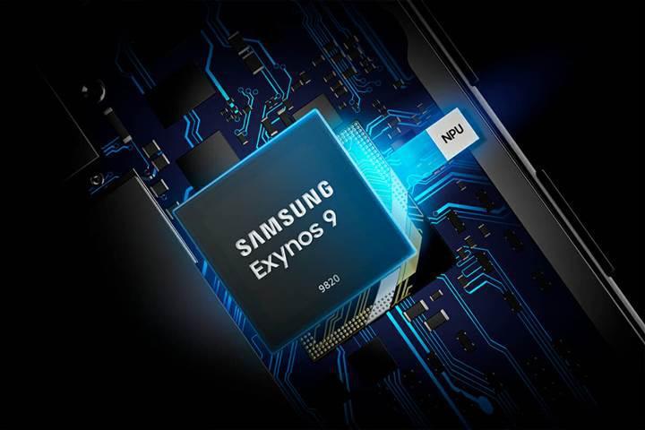 Exynos 9820 işlemcili Samsung Galaxy S10'un AnTuTu puanı ortaya çıktı