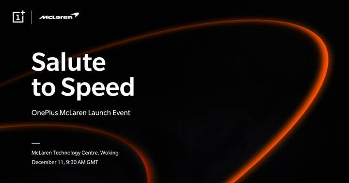 OnePlus 6T McLaren Editon geliyor