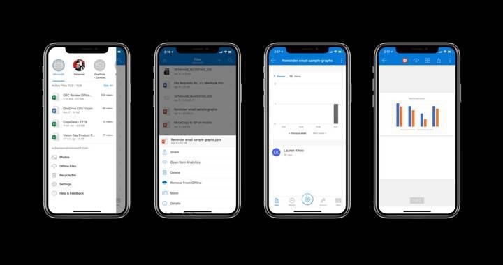 Microsoft, Kasım ayında OneDrive'a gelen yeni özellikleri duyurdu