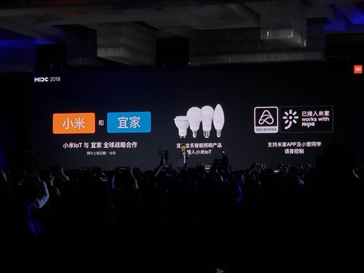 Xiaomi ve IKEA ortaklığı detaylandı