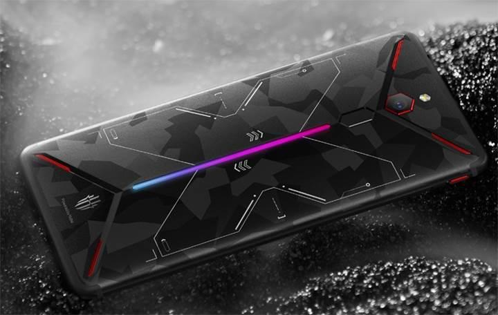 Nubia Red Magic Mars tanıtıldı: 10 GB RAM ve tetik butonları
