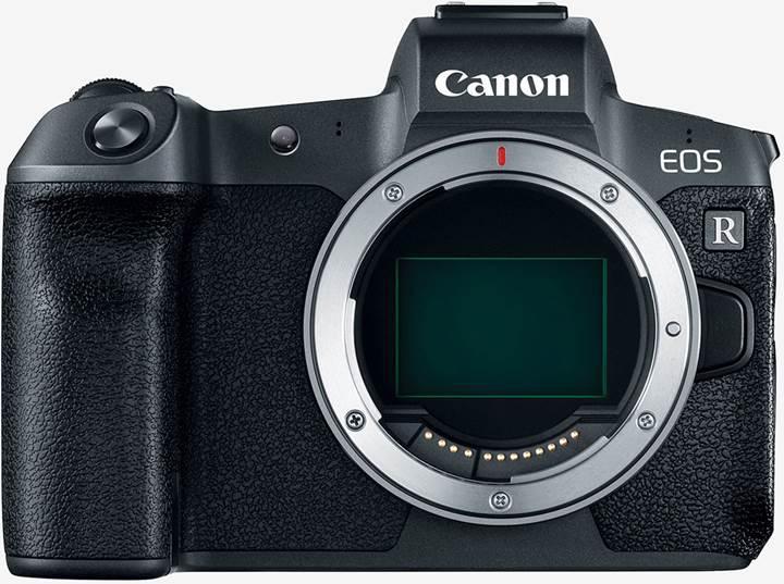 Canon'dan 75 MP tam çerçeveli aynasız fotoğraf makinesi geliyor