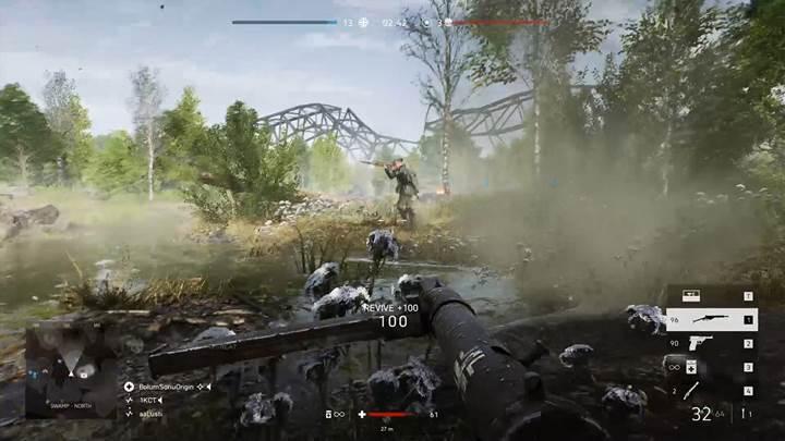 Nvidia RTX 2080 ile Battlefield V'i oynadık! video inceleme
