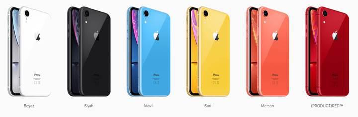 iphone xs iphone xr türkiye fiyatı