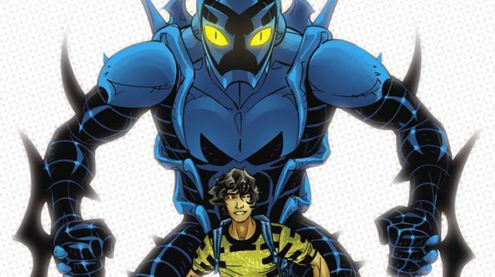 DC filmlerine bir yenisi daha ekleniyor: Blue Beetle