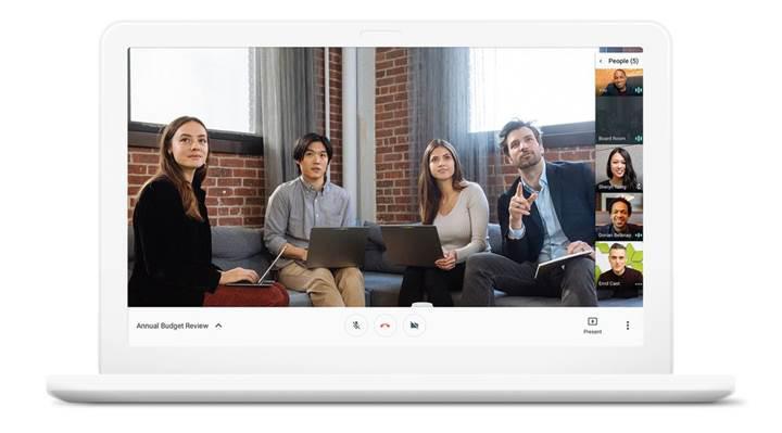 Hangouts Chat ve Meet son kullanıcıya açılıyor