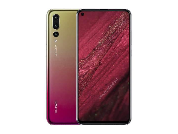 Delikli ekrana sahip Huawei Nova 4'ün lansman tarihi açıklandı