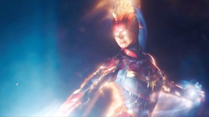 Captain Marvel filminin yeni fragmanı yayımlandı