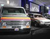 1977 Ford Cruising Van ve Wagon