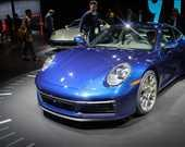 Yeni Porsche 911