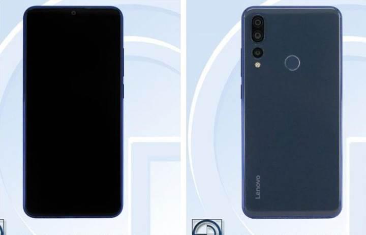 Ekrana gömülü ön kameraya sahip Lenovo Z5s, 6 Aralık'ta geliyor