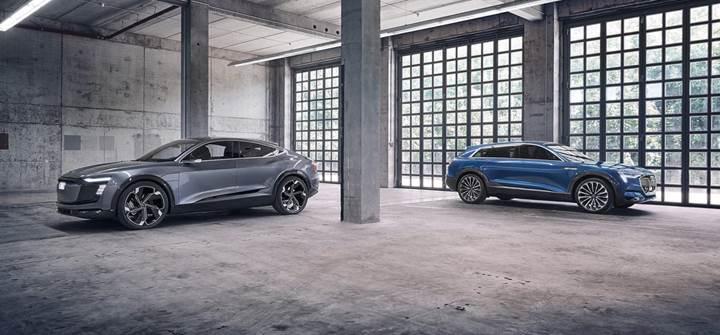 Audi'den elektrikli araç üretimine 14 milyar euro yatırım