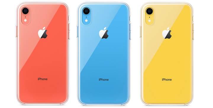 Apple'dan 299 TL'ye şeffaf kılıf