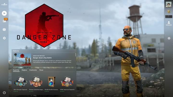 Counter-Strike: GO, yeni Battle Royale moduyla birlikte artık ücretsiz