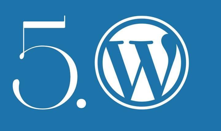 Wordpress 5.0 güncellemesi yeni yazı editörüyle yayınlandı