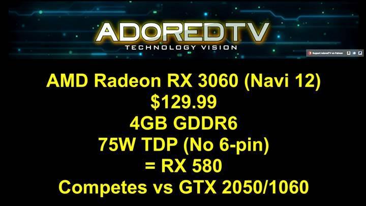 AMD RTX 2070 performansını yarı fiyata sunmaya geliyor