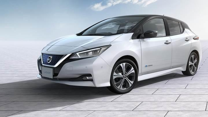 Nissan Leaf E-Plus, CES fuarında tanıtılacak