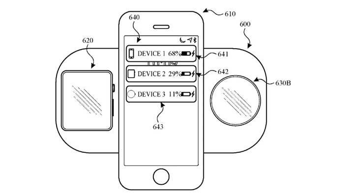 Apple'ın kablosuz şarj standı AirPower'a aldığı patent, yeni özellikleri ortaya çıkardı