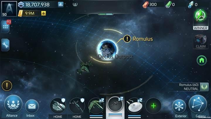 Star Trek Fleet Command gerçek zamanlı galaksi mücadelesini getiriyor