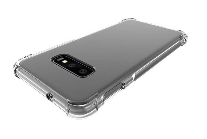 Galaxy S10 Lite'ın tasarımını açığa çıkaran kılıf görselleri yayınlandı