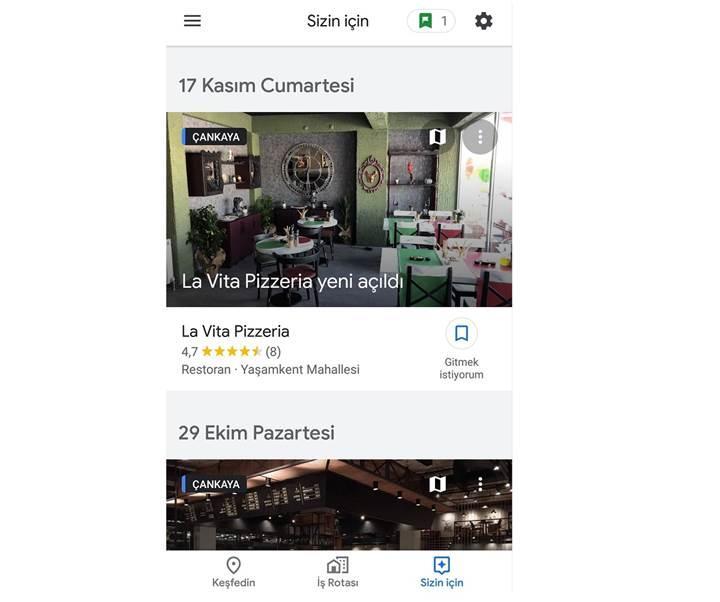 Google Haritalar Sizin İçin özelliği 130 yeni ülkede erişime açıldı