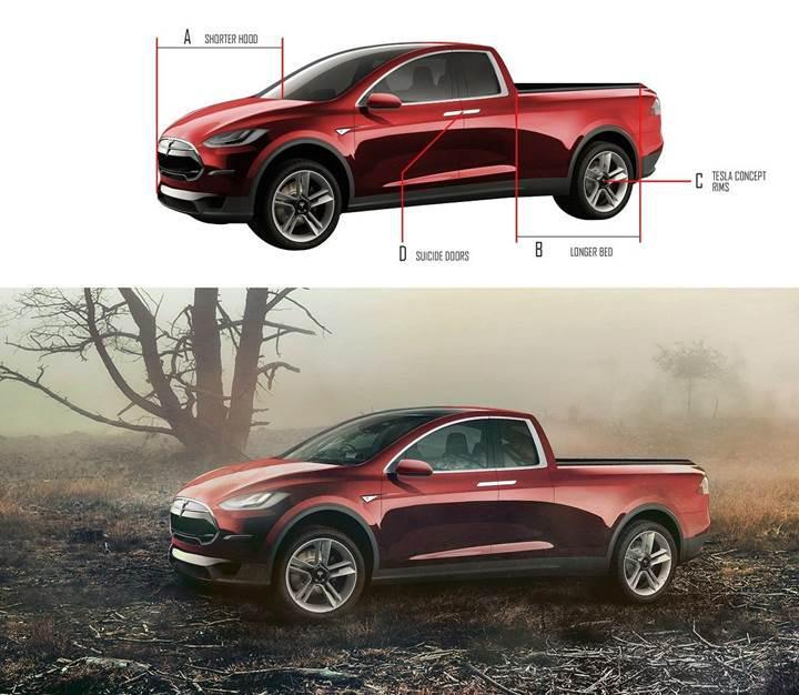 Tesla, önümüzdeki yıl elektrikli pickup prototipini tanıtabilir