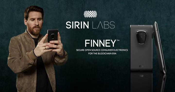 Messi'nin marka elçisi olduğu Sirin Labs iflasa sürükleniyor
