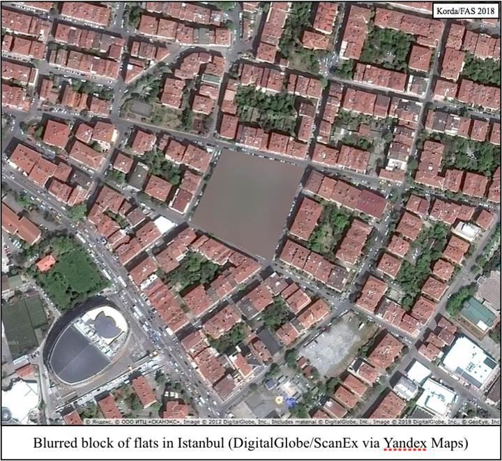 Yandex, Türkiye'deki askeri tesislerin uydu görüntülerini buzladı (Açıklama geldi)