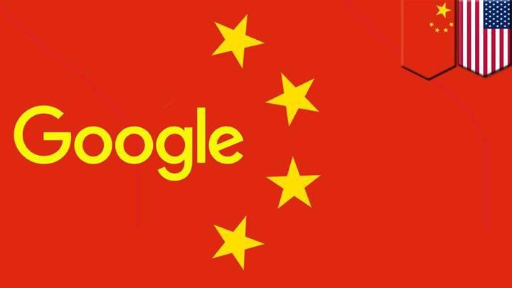 Google CEO'su, Çin için geliştirilen sansürlü arama motoru ile ilgili net konuşmuyor