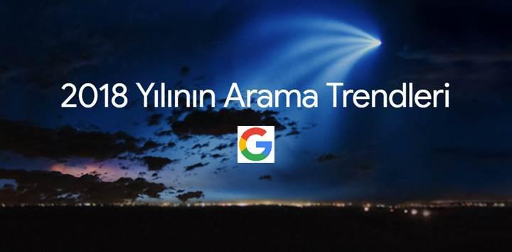 Google'da 2018 yılında en çok neleri aradık?