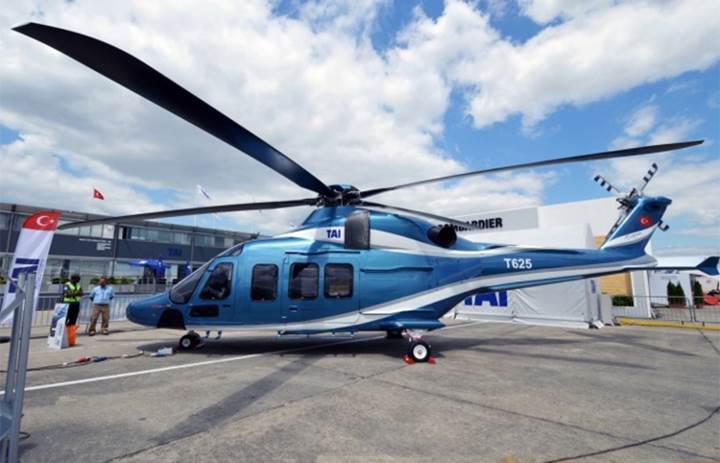 T625 genel maksat helikopterinin yeni ismi: Gökbey