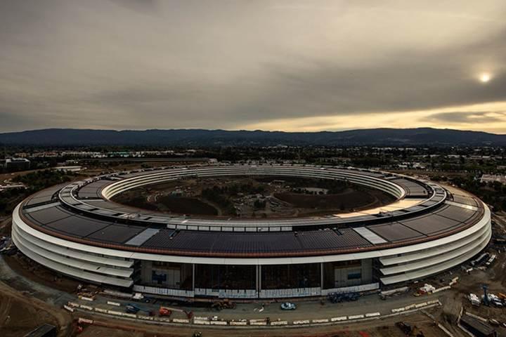 Apple'dan 1 milyar dolarlık yeni kampüs