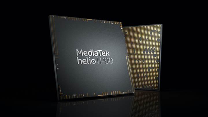 Cortex-A75 tabanlı MediaTek Helio P90 duyuruldu