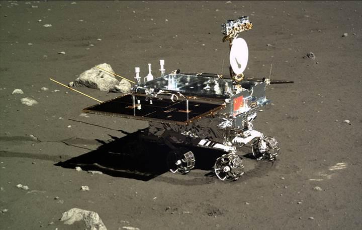 Çin tarih yazmaya çok yakın: Chang'e 4, Ay'ın yörüngesine yerleşti