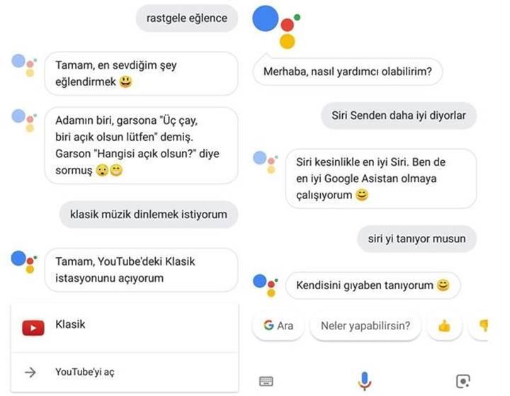 Türkçe Google Asistan Ocak ayına kadar açılıyor