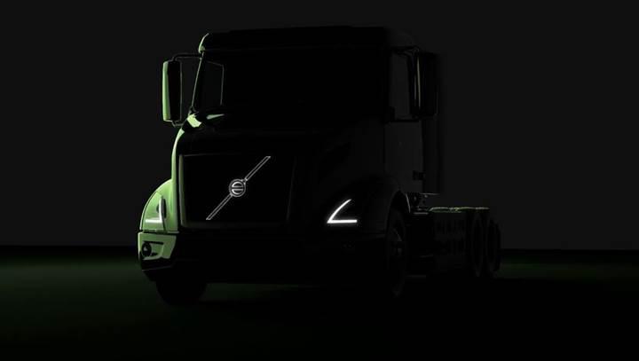 Volvo, elektrikli çekicisi VNR Electric ile Tesla Semi'ye rakip olacak