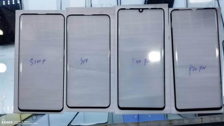 Huawei P30 Pro modelinin su damlası çentik ile geleceği kesinleşiyor